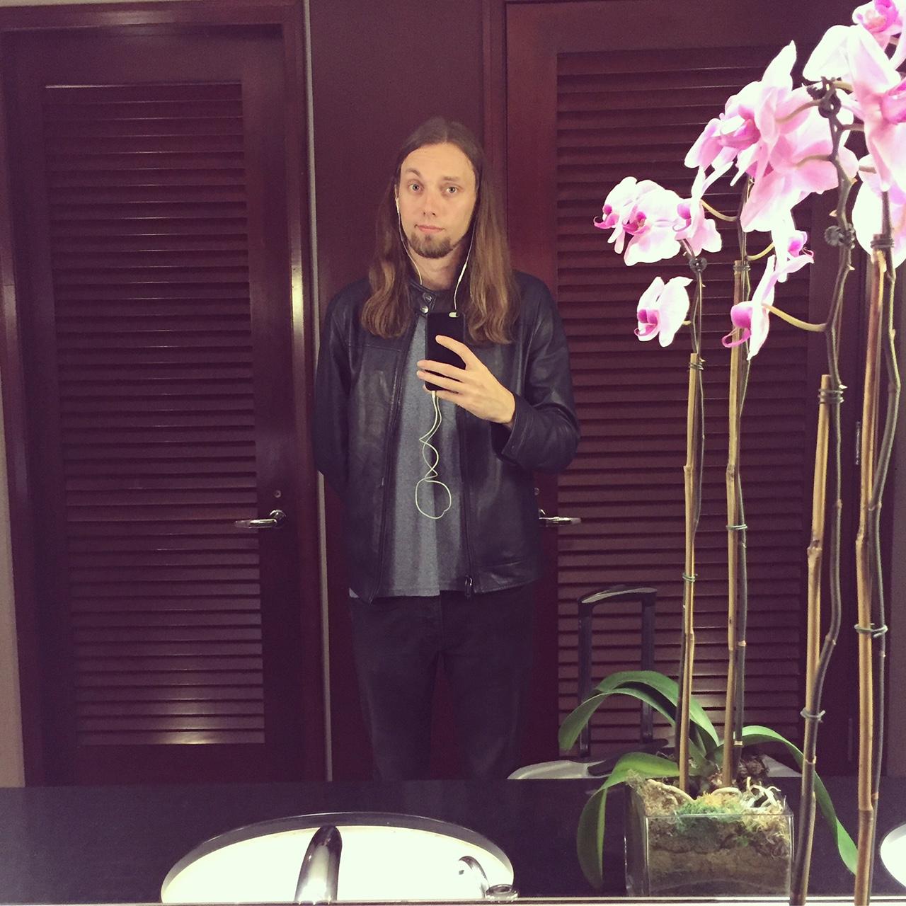 Lurking in Hotel Bathrooms