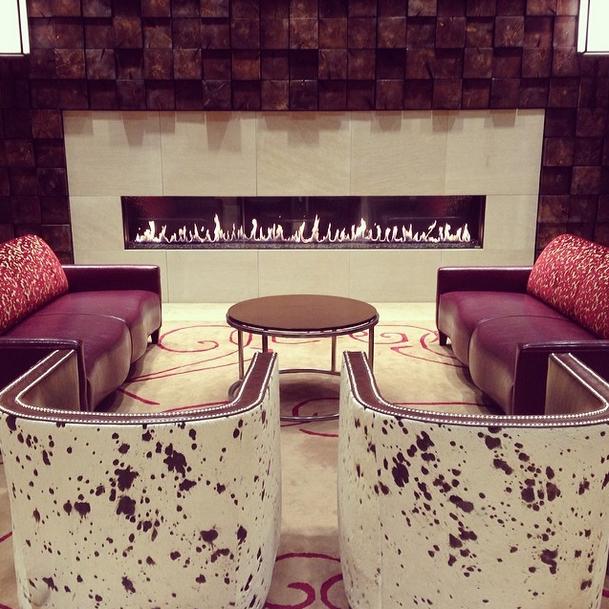 Coolest/Sleaziest Hotel Lobby in Montana
