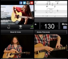 Percussive Acoustic Guitar with Mike Dawes iOS App