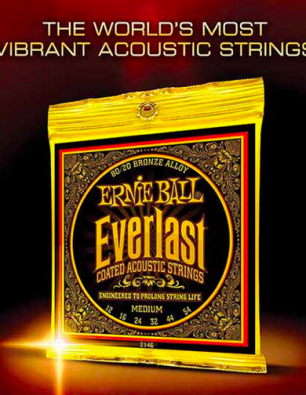 Mike joins the Ernie Ball family