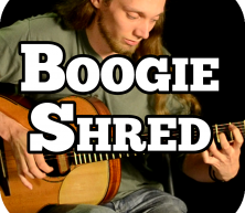 Learn Boogie Shred with Mike Dawes iOS App