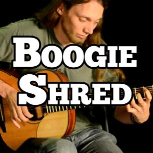 Learn Boogie Shred with Mike Dawes iOS App