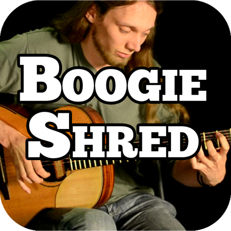 Boogie Shred App Icon