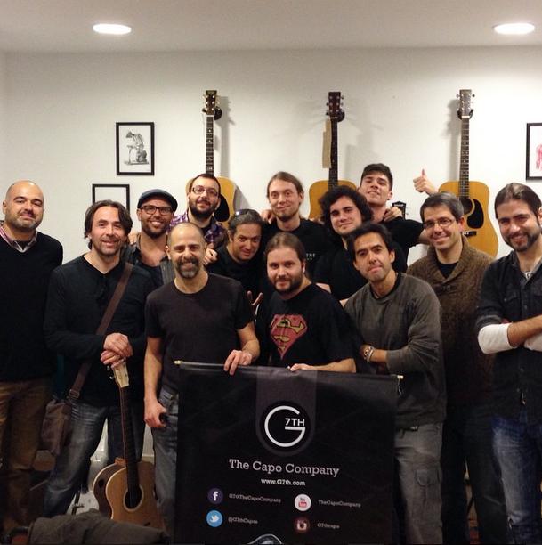 Fun Workshop in Madrid