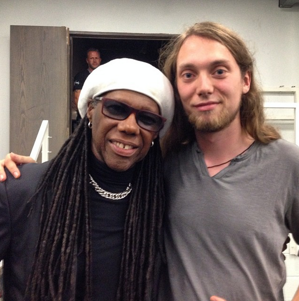 Nile Rodgers: Coolest Man Alive