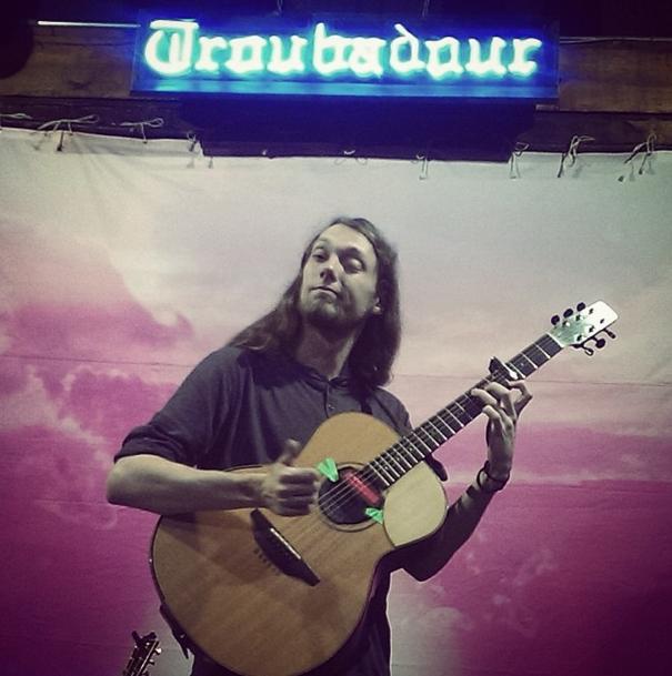 LA Troubadour Soundcheck