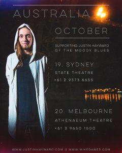 Mike in Australia