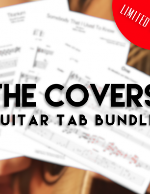 'The Covers' TAB Bundle now on sale…