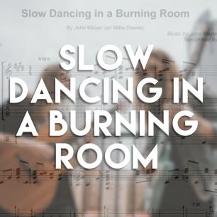 Slow Dancing in a Burning Room – Guitar TAB + Free MP3