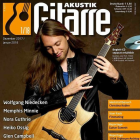 Cover feature w/ Akustik Gitarre & Guitar Player this month