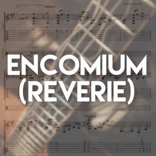 Encomium (Reverie) – Guitar TAB + Free MP3