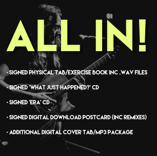 ALL IN – Ultimate Fan Package (10% OFF SALE)