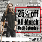 25% off all items until Dec 1st!